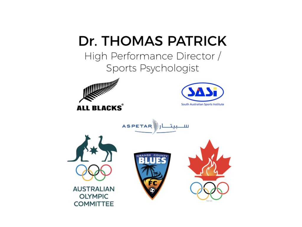 Psychology of High Performance Sport | THE PERFORMANCE DOC